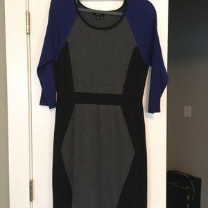 Sweater dress